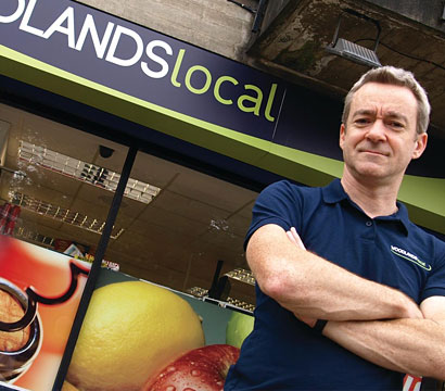 Woodlands local Case Study